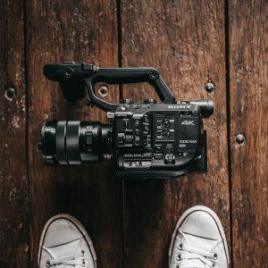 Trevor Osborn 4K video Camera production. Gold Coast production company.