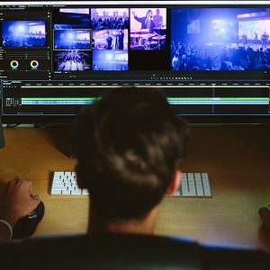 PC, AMD, Ryzen Threadripper, Editing, Edit suite, Video Editor,